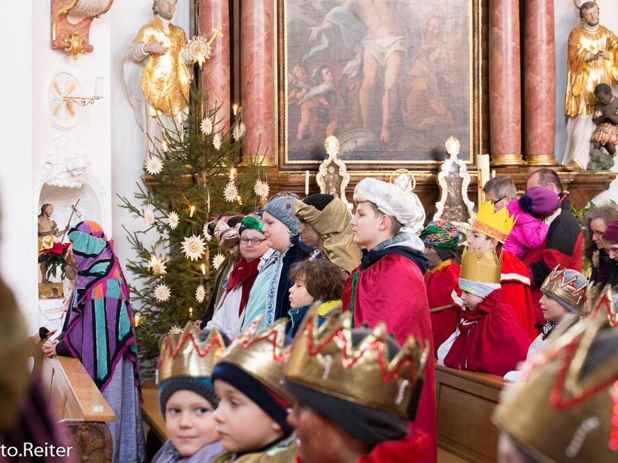 """Sternsinger 2016 """"Die Heiligen Drei Könige..."""""""