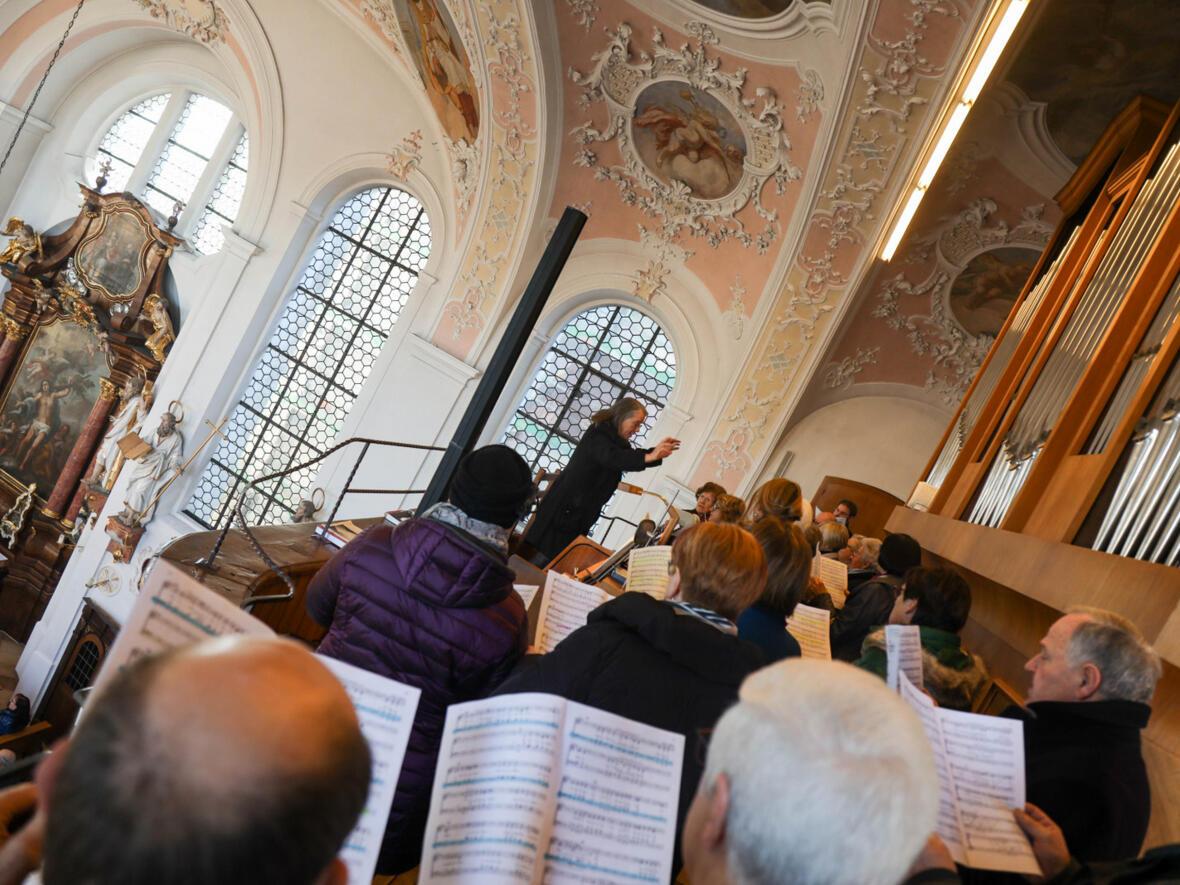 Kirchenchor Gablingen