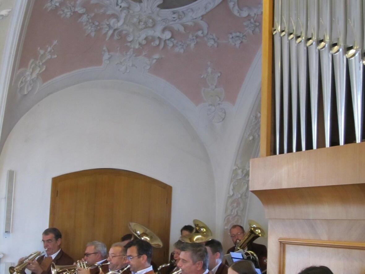 Der Musikverein Gablingen