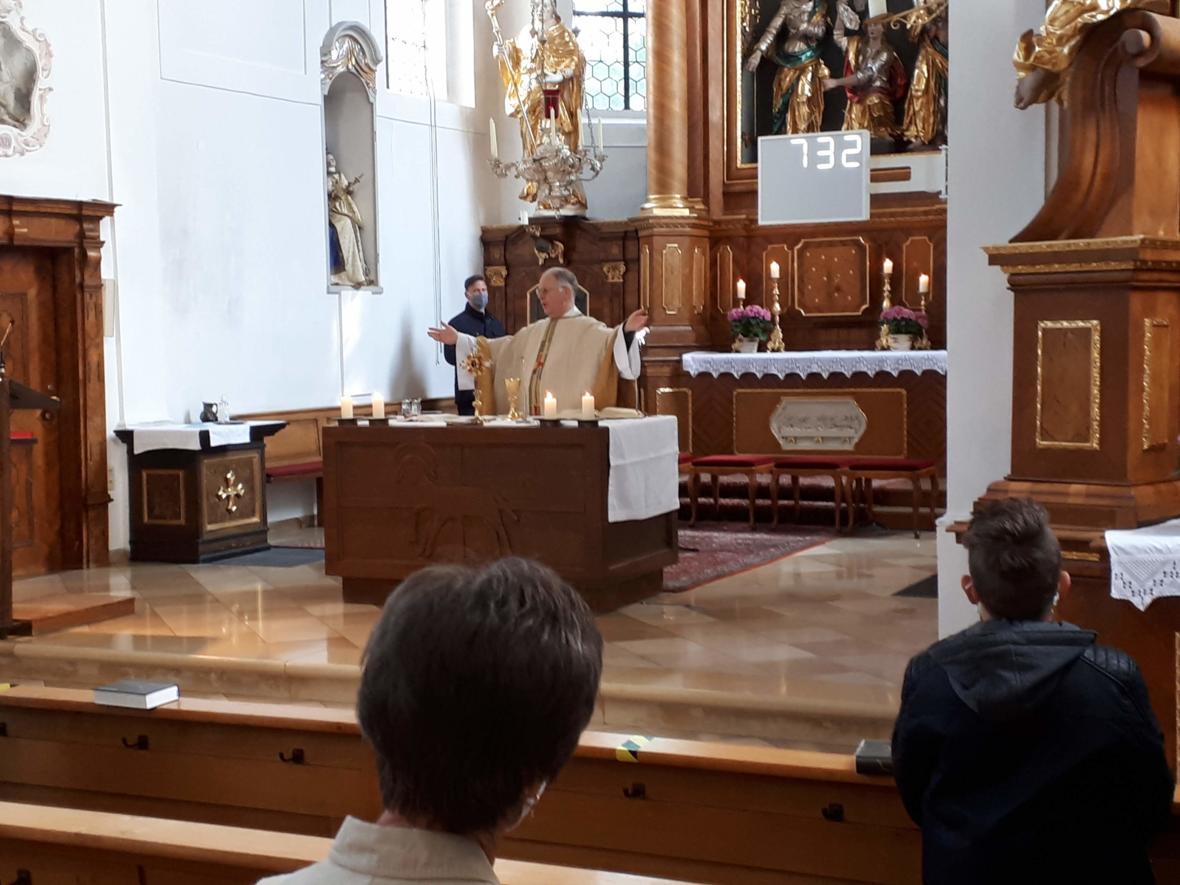 Sonntag, 17. Mai 2020 - 10 Uhr Gottesdienst in der Corona-Krise