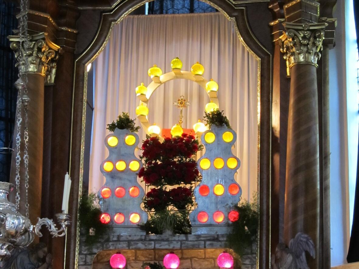 Karfreitag 2019 - Das Heilige Grab