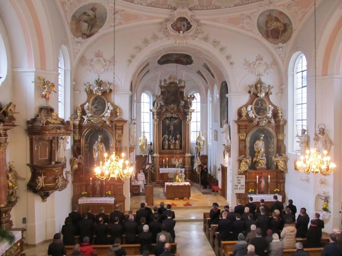 Volkstrauertag - Festgottesdienst am 19. November 2017