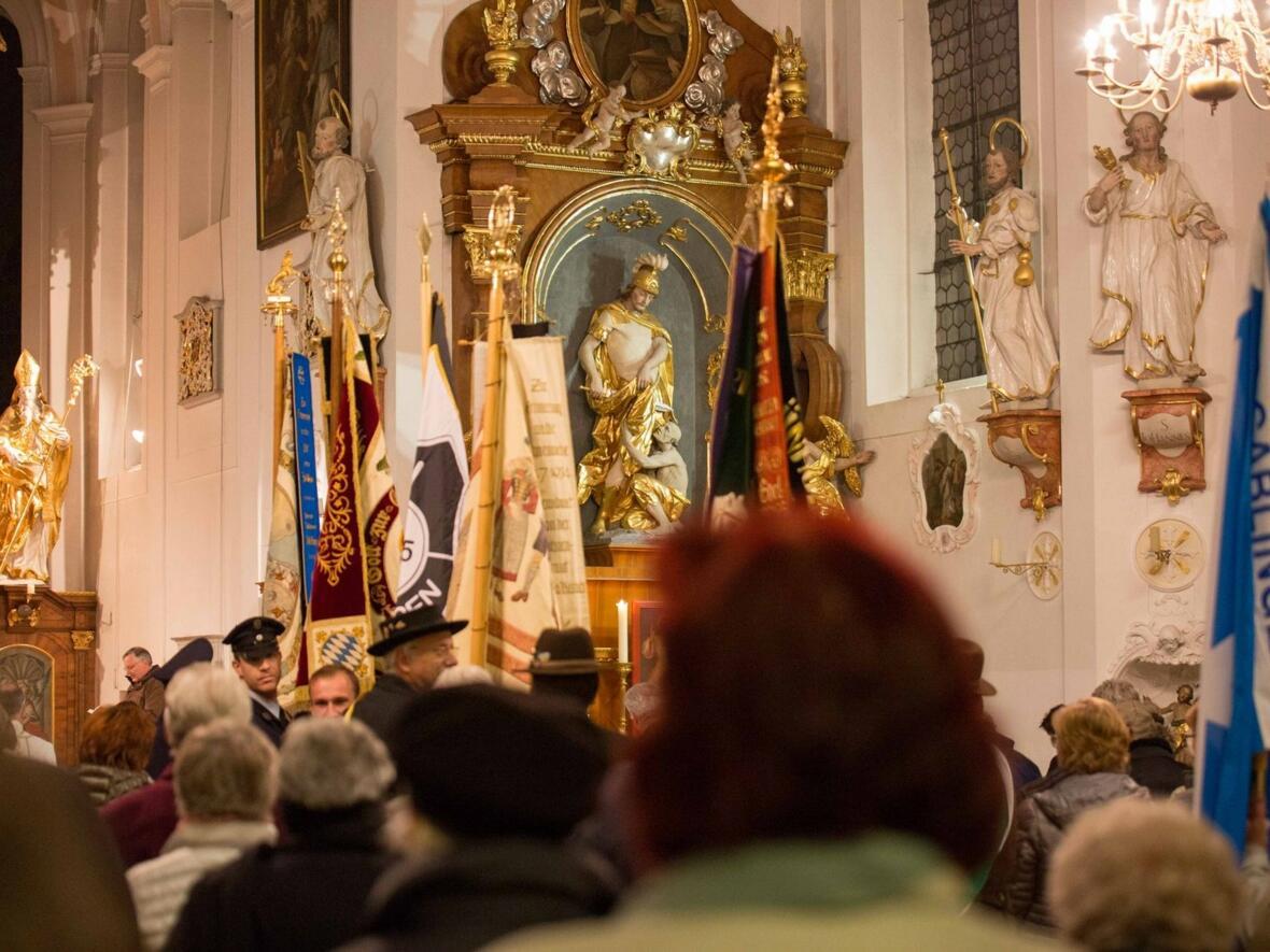 Festgottesdienst zum Patrozinium am 11. November 2017