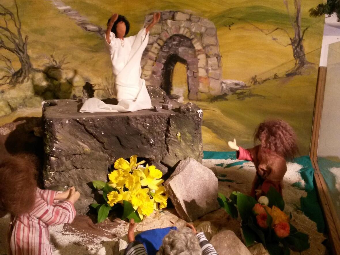 Ostern 2017 - Christ ist erstanden