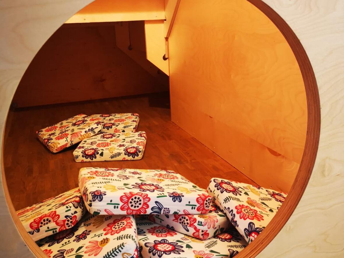 Die Spielhöhle: ein Ort für phantasievolle Spiele oder ein Ruheplätzchen