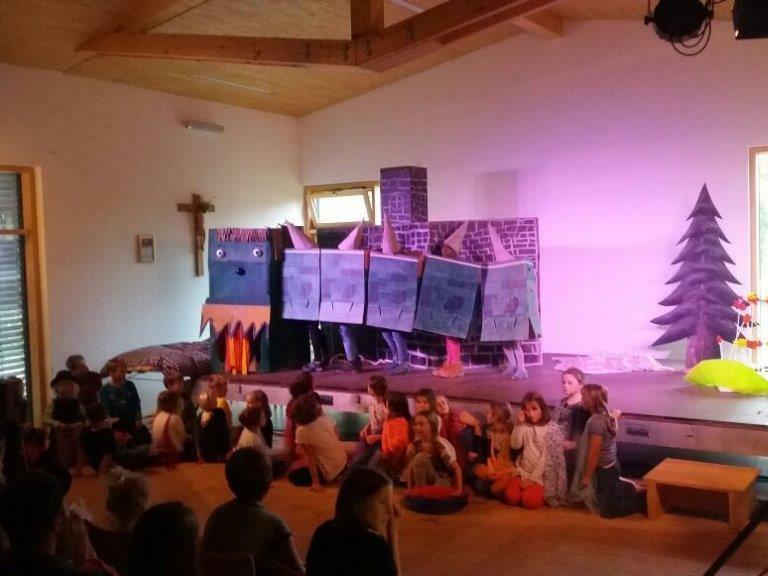 """Kulturherbst - Tagesworkshop für Kinder """"Der Lindwurm und der Schmetterling"""" nach einer Erzählung von Michael Ende"""