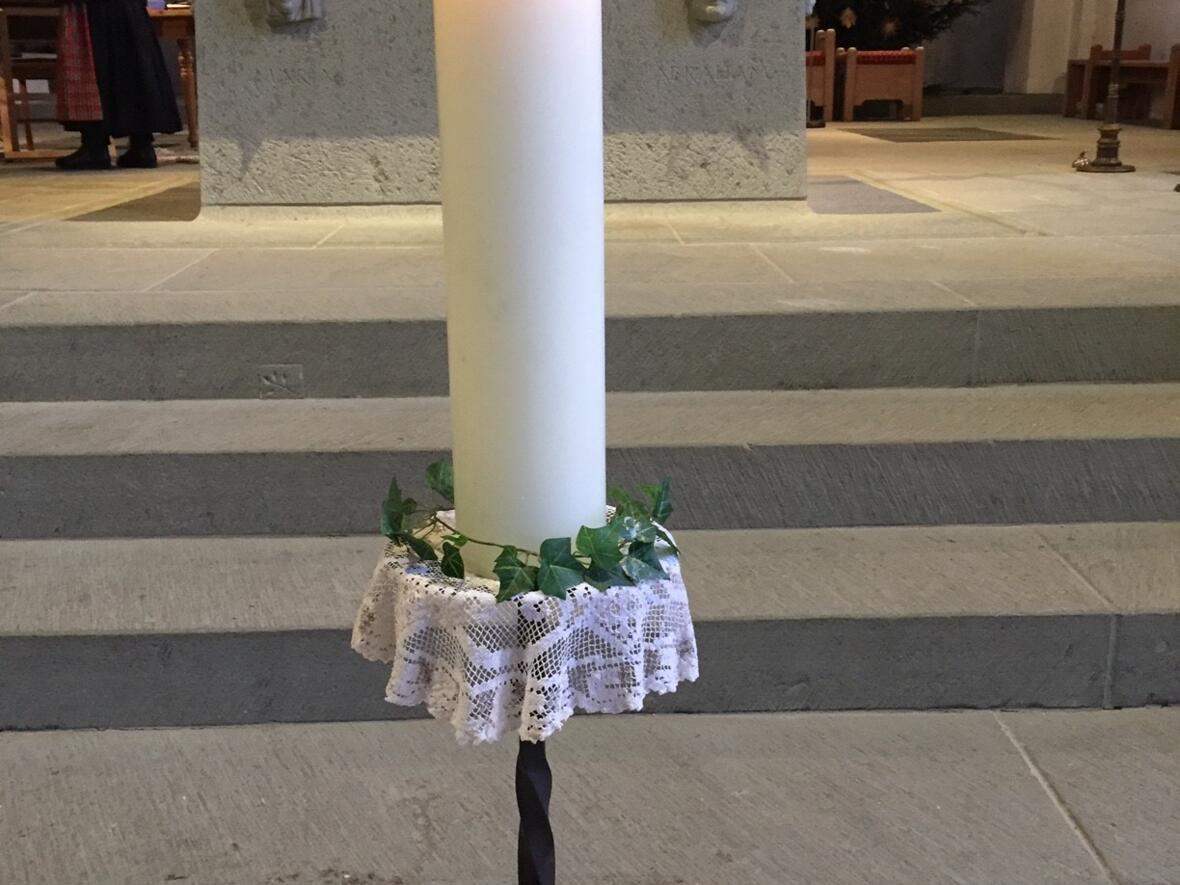 Friedenslicht aus Bethlehem zum Mitnehmen