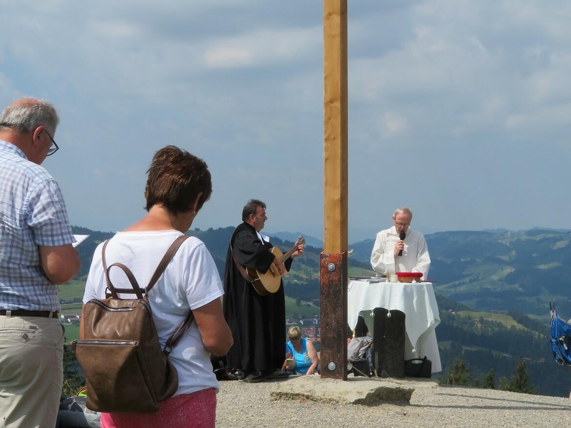 Ökumenischer Berggottesdienst am 5. Juli auf dem Hündle
