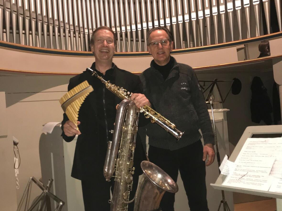 Beschwingtes außergewöhnliches Konzert zur Faschingszeit für Orgel und Bläser