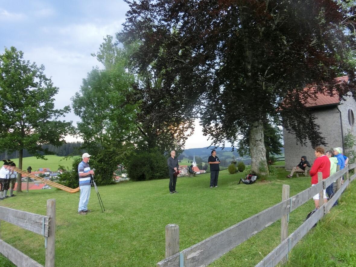 _002 Ökumenische Andacht Pestkapelle Stiefenhofen