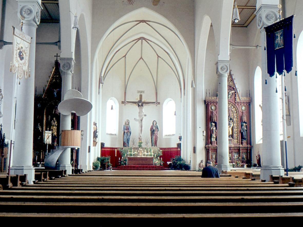 _002 Kirche in den 1960er Jahren