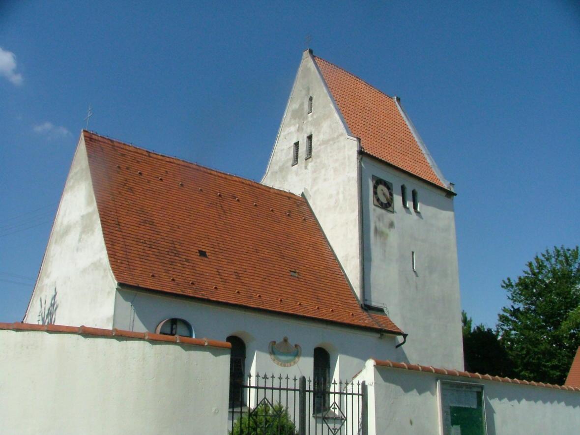 Kirche Leidling