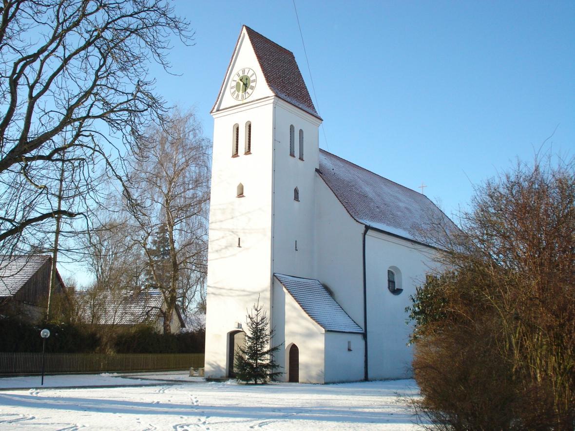 Pfarrkirche in Illdorf