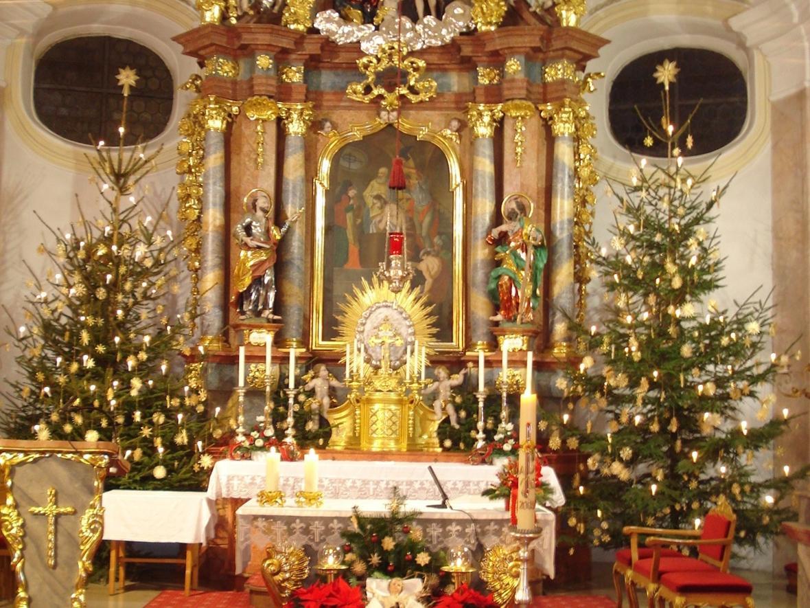 Weihnachten in Illdorf