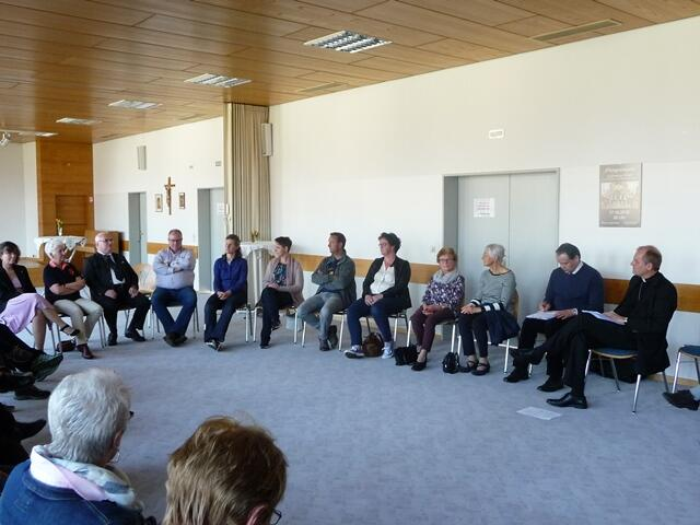 Treffen mit Gruppen und Vereine 2