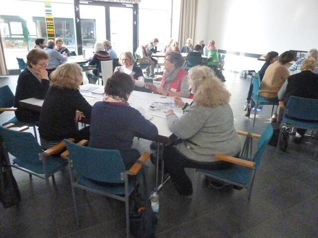 ildungstage 2018, Ort: Haus St. Christophorus, Nonnenhorn