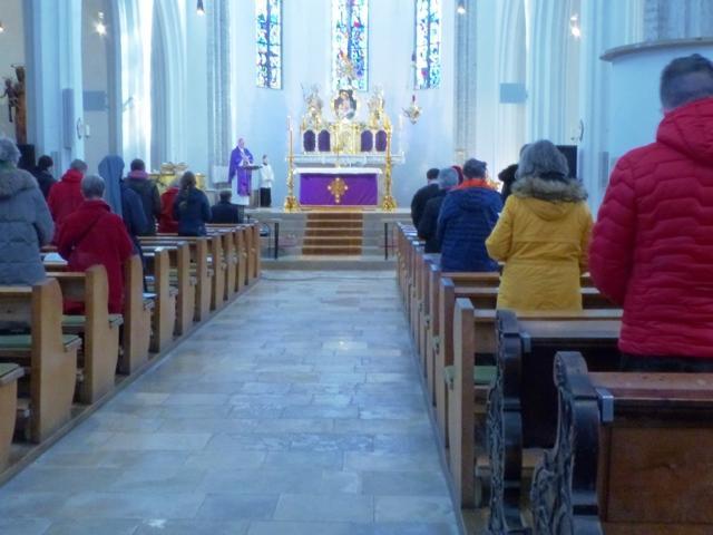Familienbund Augsburg_Gottesdienst mit Weihbischof Wörner_2020-03-14