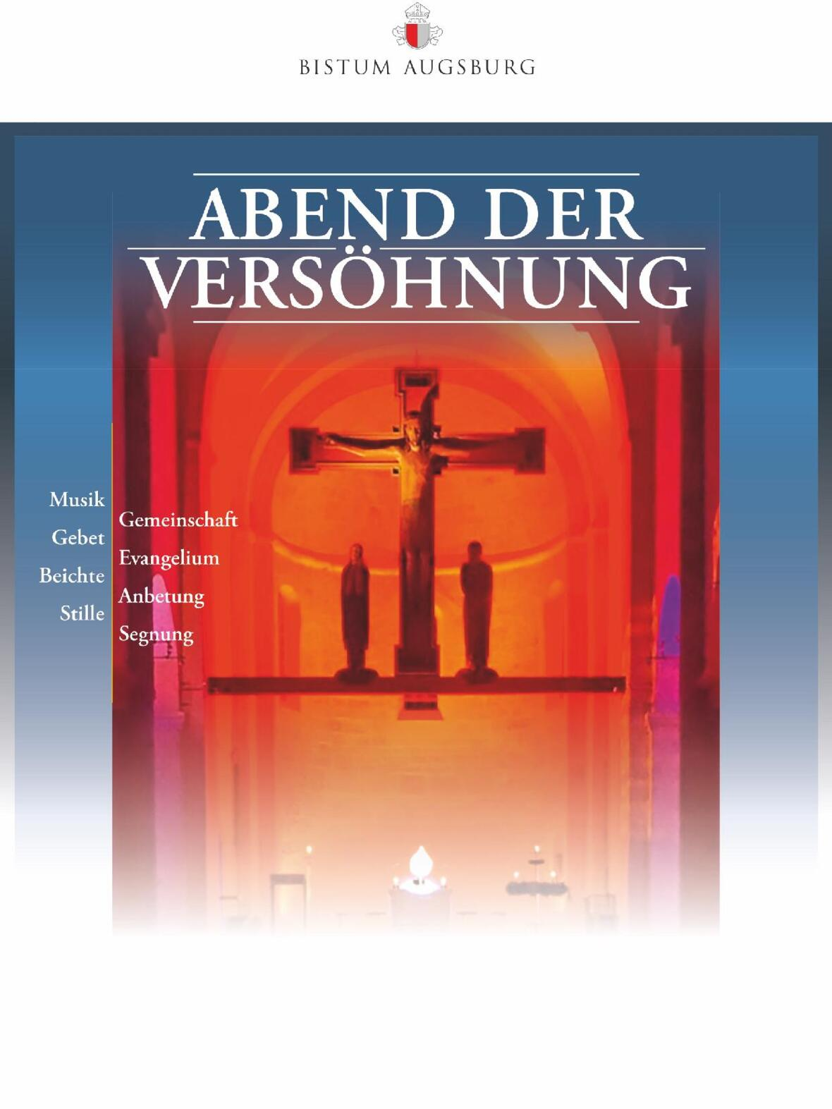Foto: Rainer Siegl; Plakat: St. Ulrichsverlag