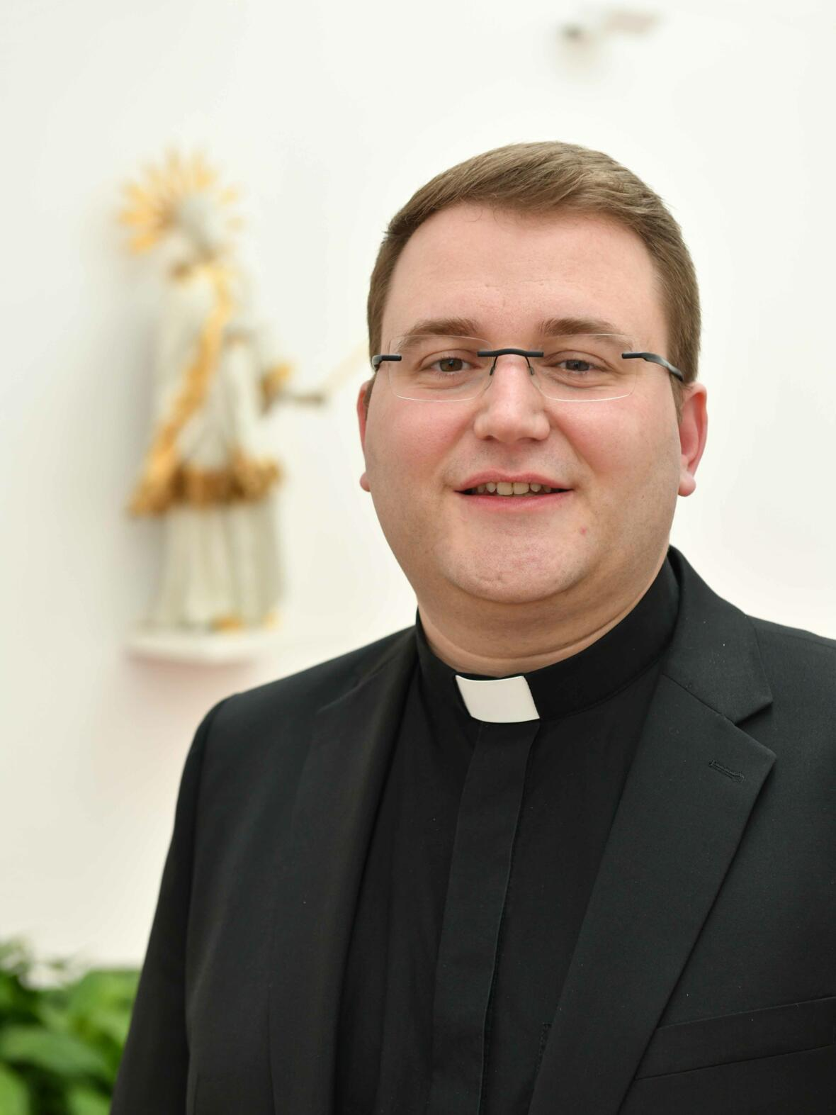 Diakon Dominic Ehehalt