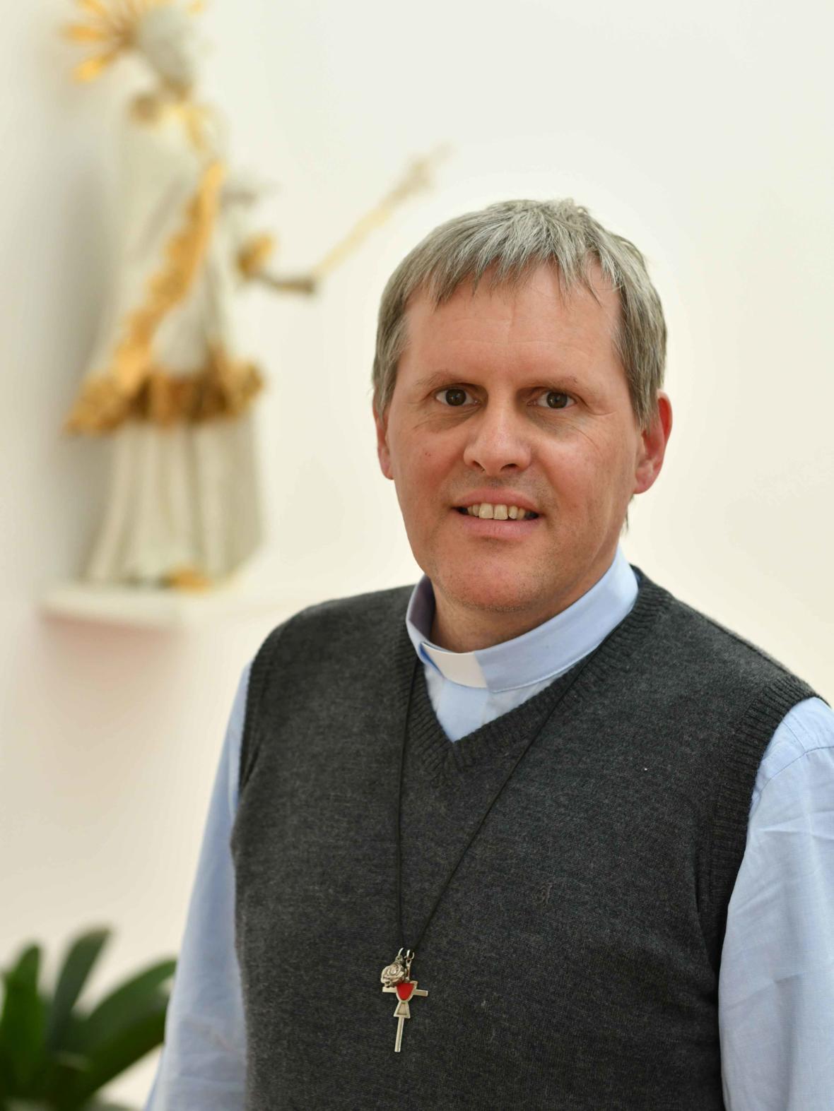 Frater Michael Sommer_Hochformat (Nicolas Schnall_pba)