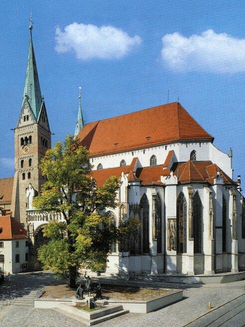 Gotischer Ostchor des Doms
