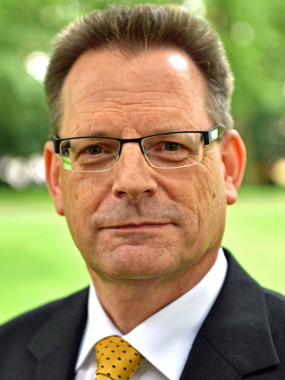 Ordinariatskanzler Reiner Sroka (Foto: Nicolas Schnall / pba)