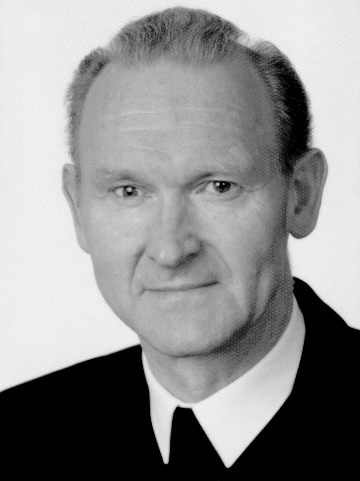 + P. Johannes Öttl CPPS (1931-2021) (Foto: Missionare vom Kostbaren Blut)