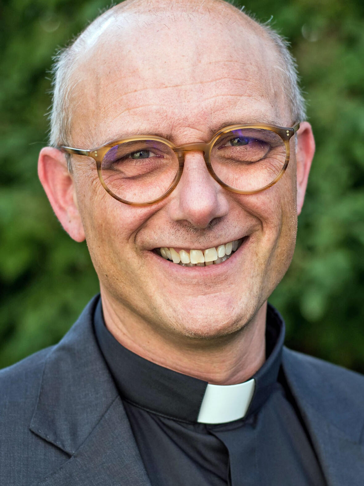 Pfarrer Dr. Thomas Schwartz (Foto privat)