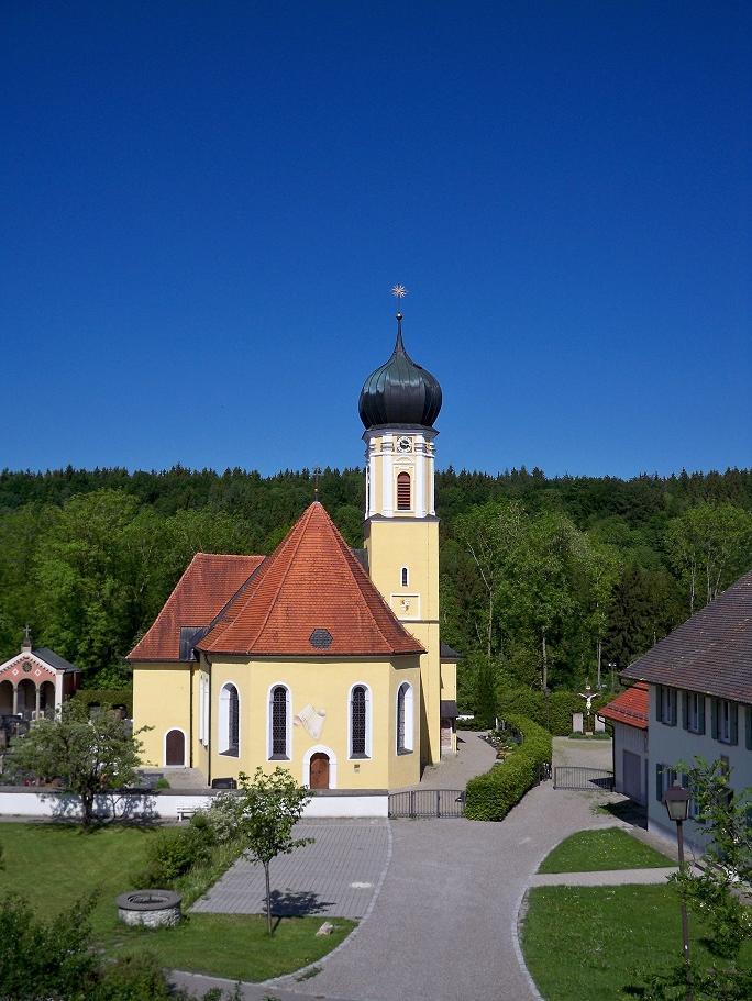 Pfarrkirche Lautrach
