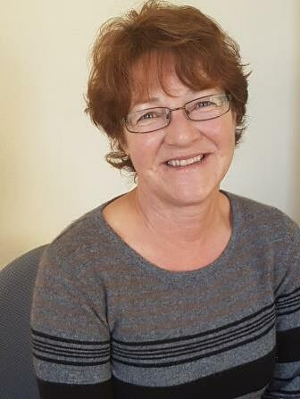 Pfarrsekretärin Doris Heimpl web