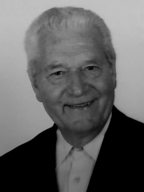 + Pfr. i.R. Michael Gorny (1934-2021) (Foto privat)