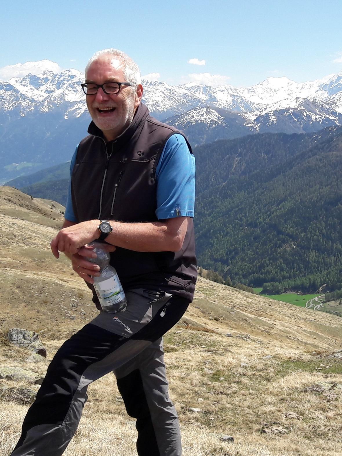 Profilbild Bergexerzitien Uli