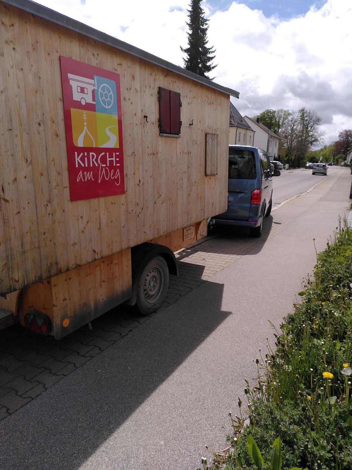 Schäferwagen Abholung 2