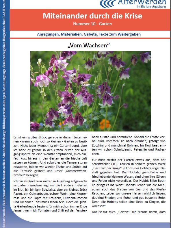 Seite 1 Homepage WB 10