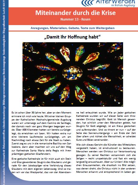 Seite 1 Homepage Wochenbrief 13