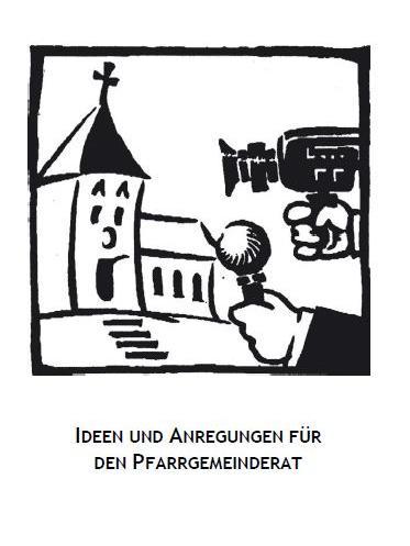 Titelseite Flyer Öffentlichkeitsarbeit