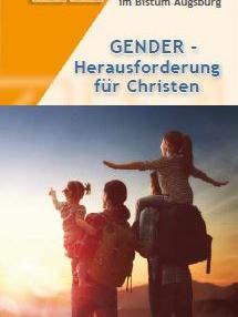 Titelseite Gender-Flyer