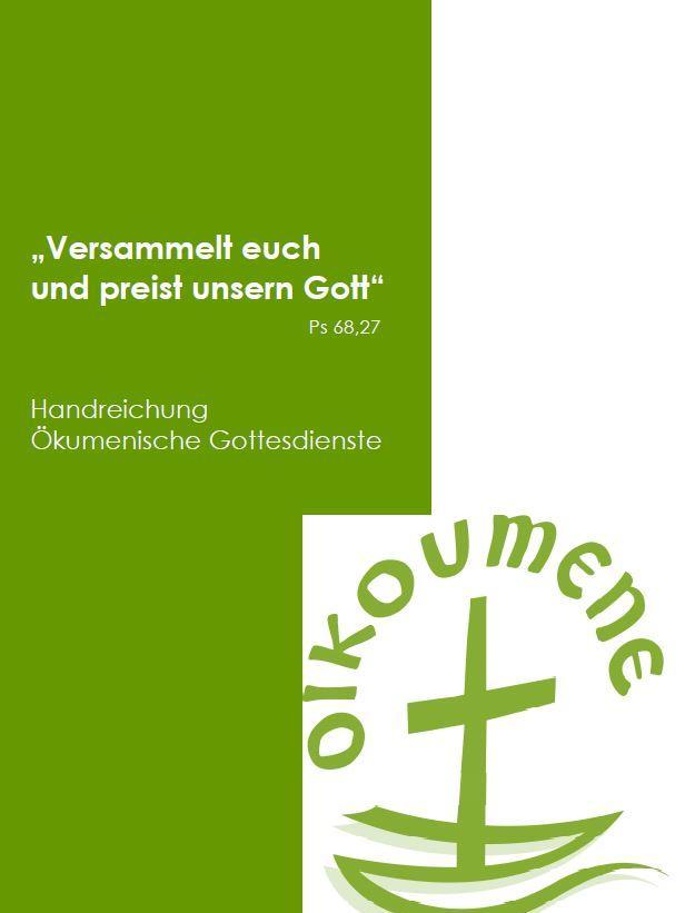 Titelseite Ökumenische GO