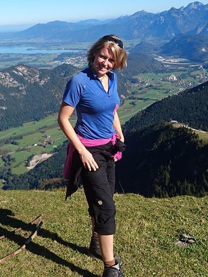 Yvonne Schmitt Bergexerzitien
