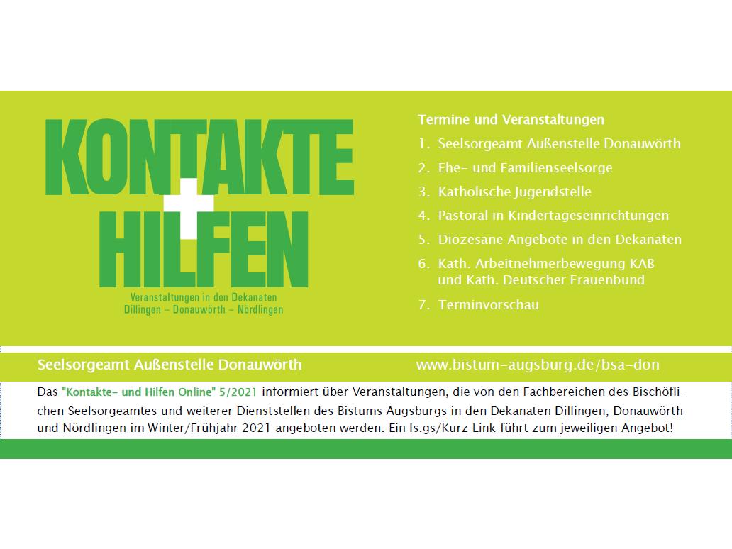 Kontakte- und Hilfen 2021-5