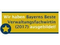 Logo Verwaltungsfachwirtin 2017