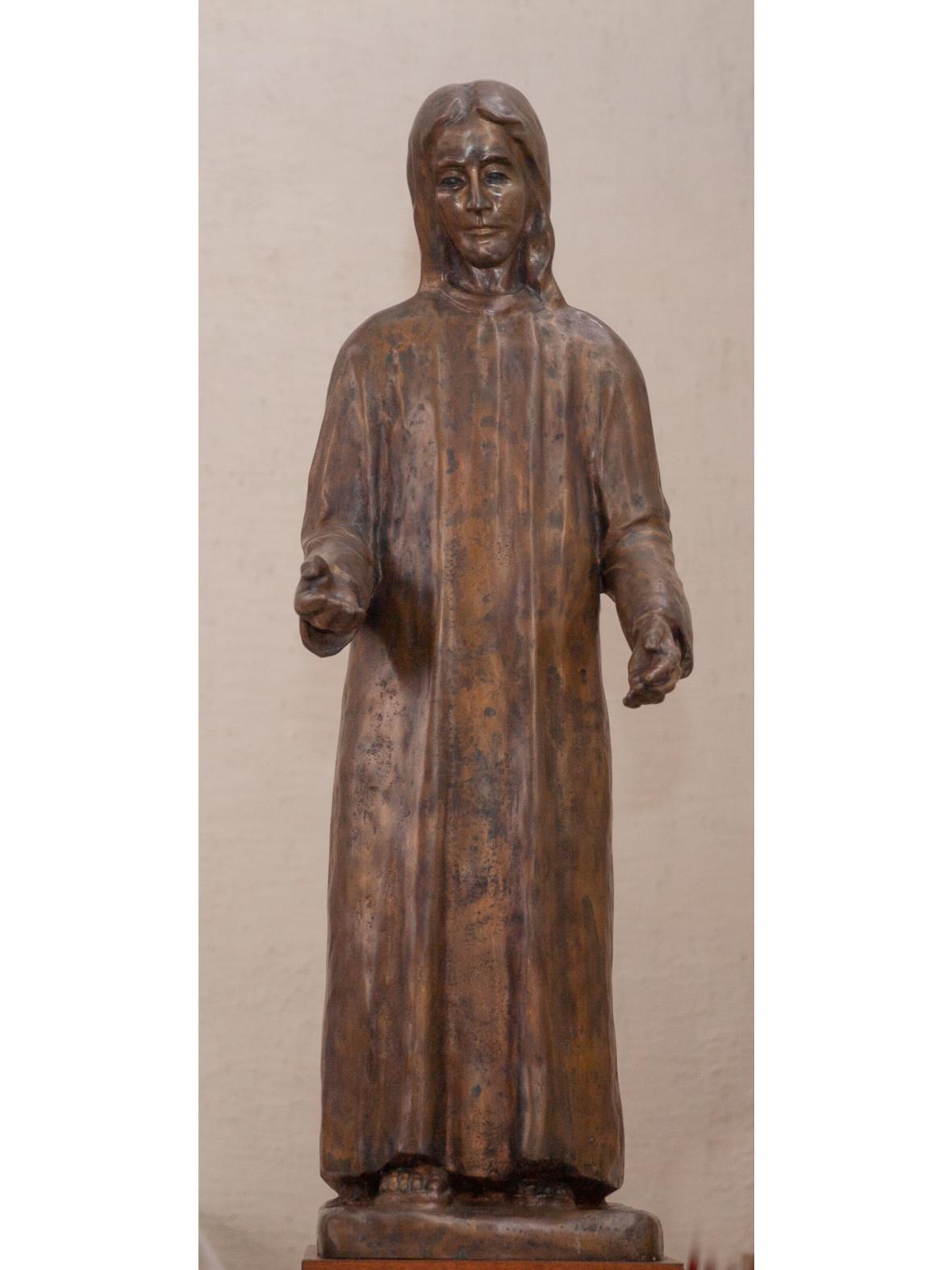 Bronzefigur Christi-2303