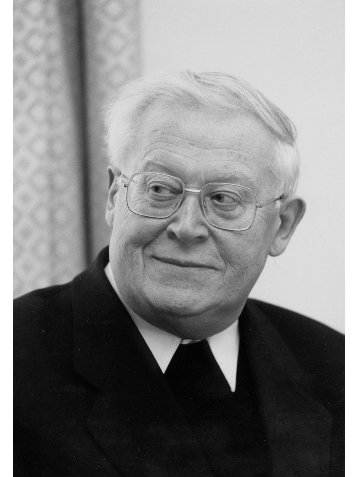 + Weihbischof Max Ziegelbauer (1923-2016)