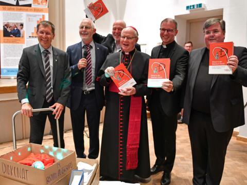 50 Jahre Ständiger Diakonat im Bistum Augsburg (Foto Nicolas Schnall_pba) 00