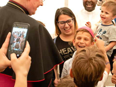 Dankgottesdienst zur Verabschiedung von Bischof Konrad (Foto Barbara Löll_pba) 30