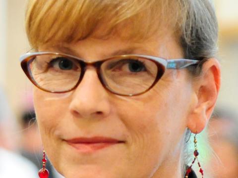 Prof. Dr. Gerda Riedl (Foto: Daniel Jäckel / pba)