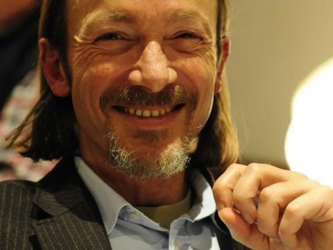 Dr. Peter Paul Bornhausen. (Foto: Nicolas Schnall)