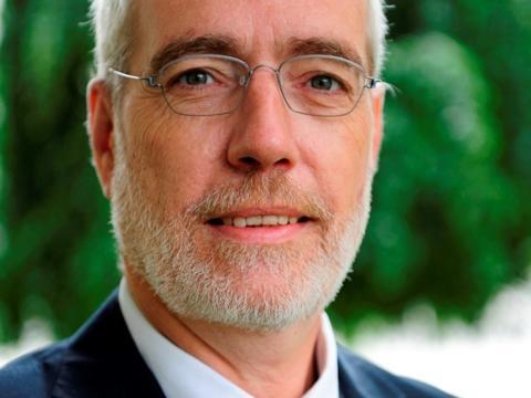 Leiter des Katholischen Kirchensteueramts in Augsburg: Stefan Frühwald. (Foto: pba/Daniel Jäckel)