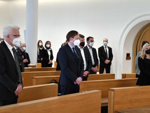 Gedenkfeier für den Bekennerbischof Joannes Baptista Sproll (Foto Nicolas Schnall_pba) 2