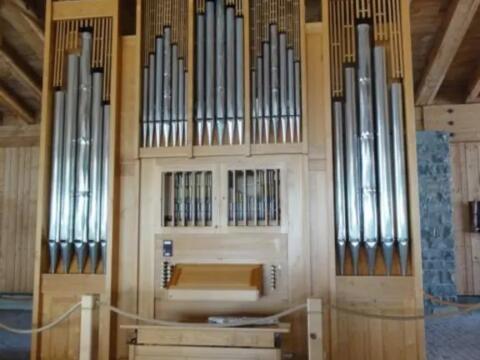Die höchstgelegene Orgel
